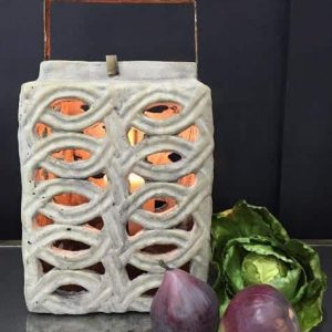 Lattice Candle Lantern
