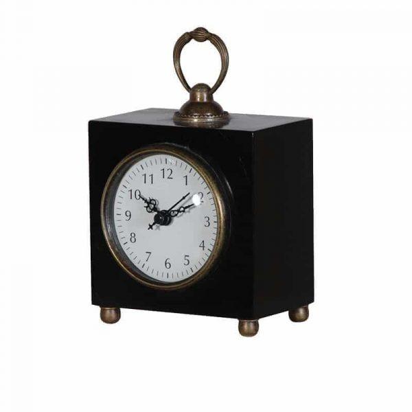 Black Carriage Clock