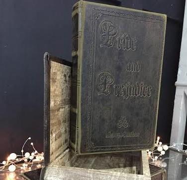 Pride and Prejudice Book Box