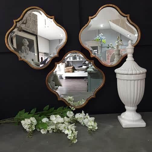Morrocon Style Mirror
