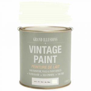 Vintage Paint 01 SEL DE MER 1 Litre