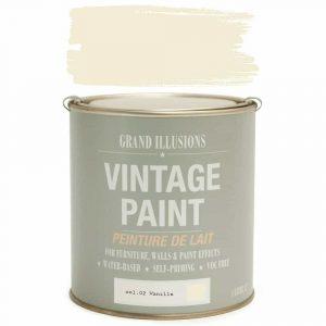 Vintage Paint 02 VANILLE 1 Litre