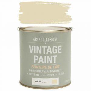 Vintage Paint 03 LINEN 1 Litre