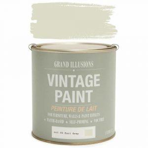 Vintage Paint 05 EARL GREY