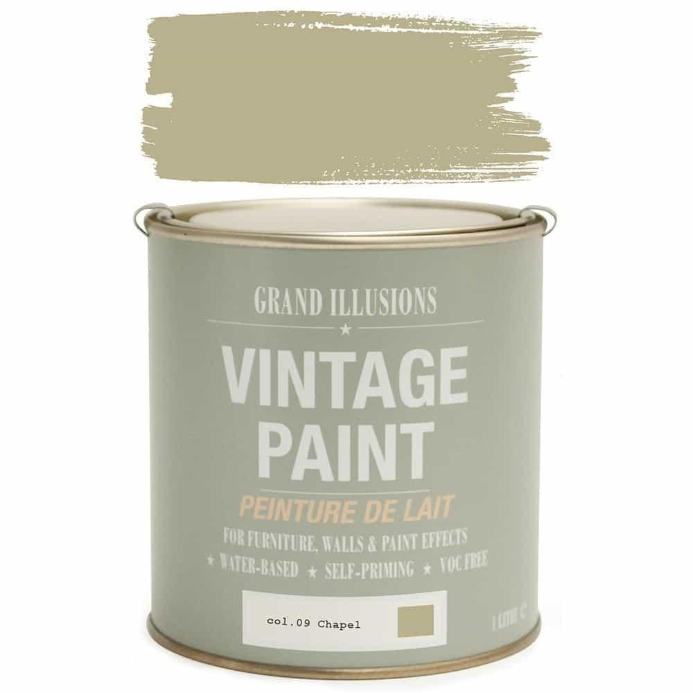 Vintage Paint 09 CHAPEL 1 Litre