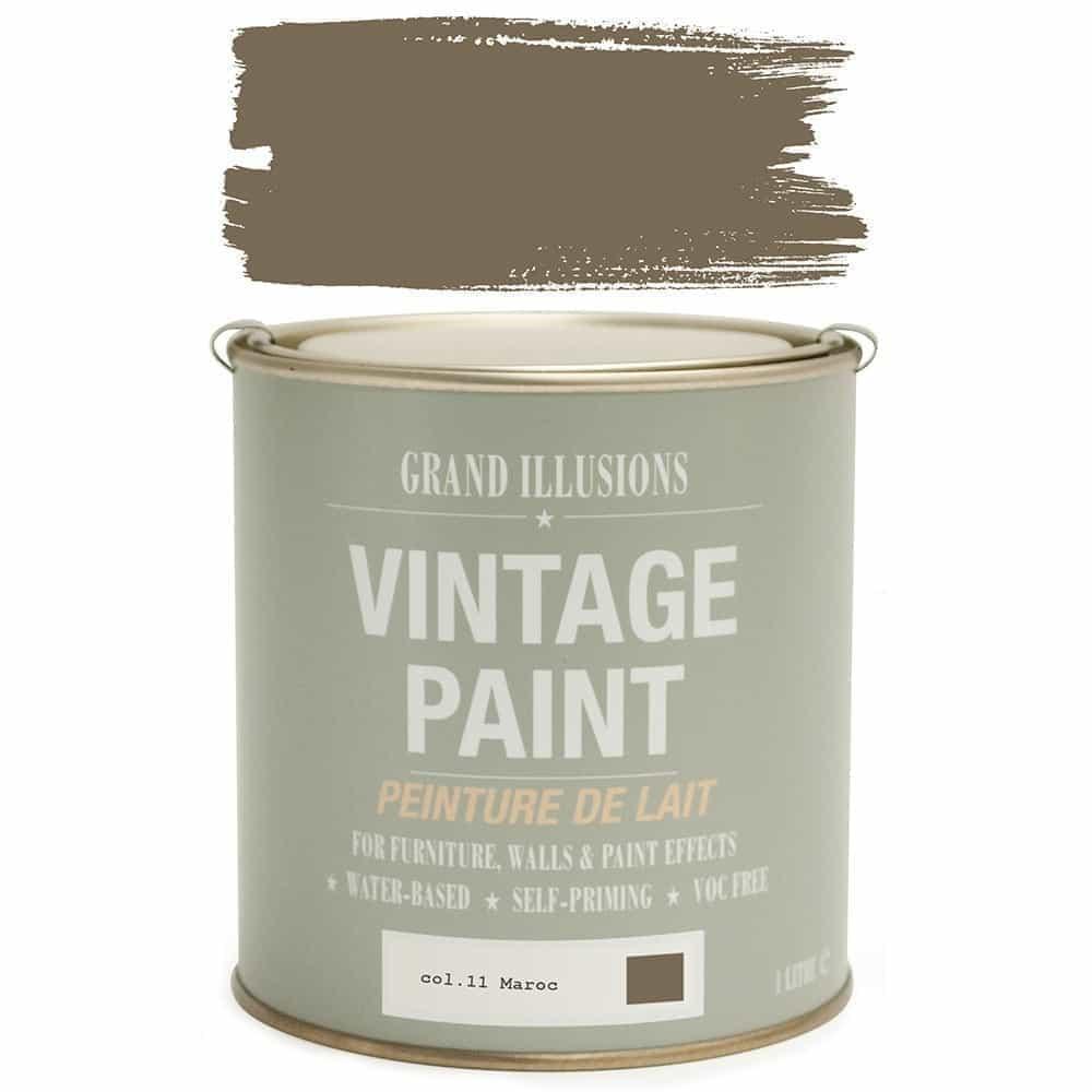 Vintage Paint 11 MAROC 1 Litre