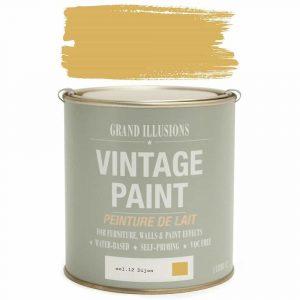 Vintage Paint 12 DIJON 1 Litre