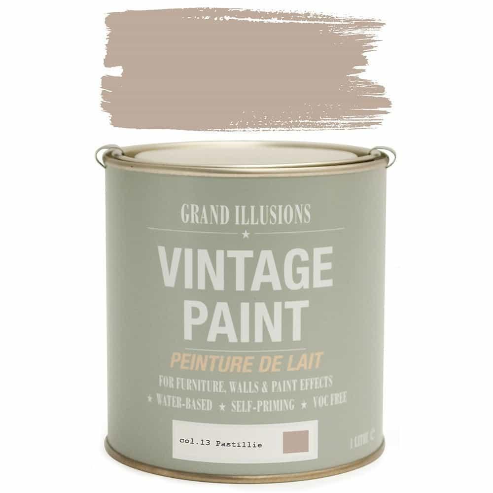 Vintage Paint 13 PASTILLE 1 Litre
