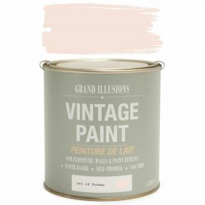 Vintage Paint 16 POWDER 1 Litre