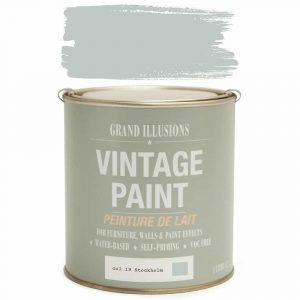 Vintage Paint 19 STOCKHOLM
