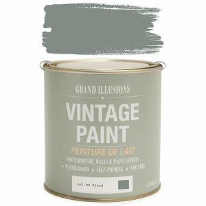 Vintage Paint 20 FJORD 1 Litre
