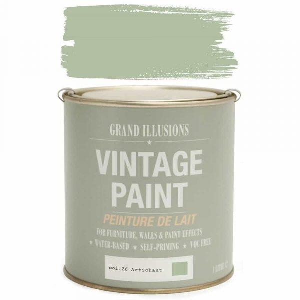Vintage Paint 26 ARTICHAUT 1 Litre