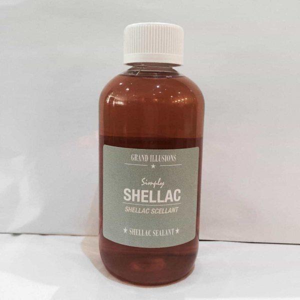 SHELLAC 250ML