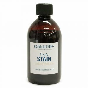 WOOD STAIN 500ML