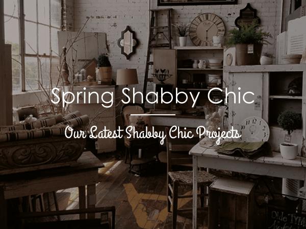 spring shabby chic