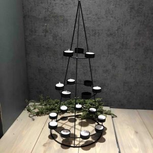 Large Tree Tea Light Holder