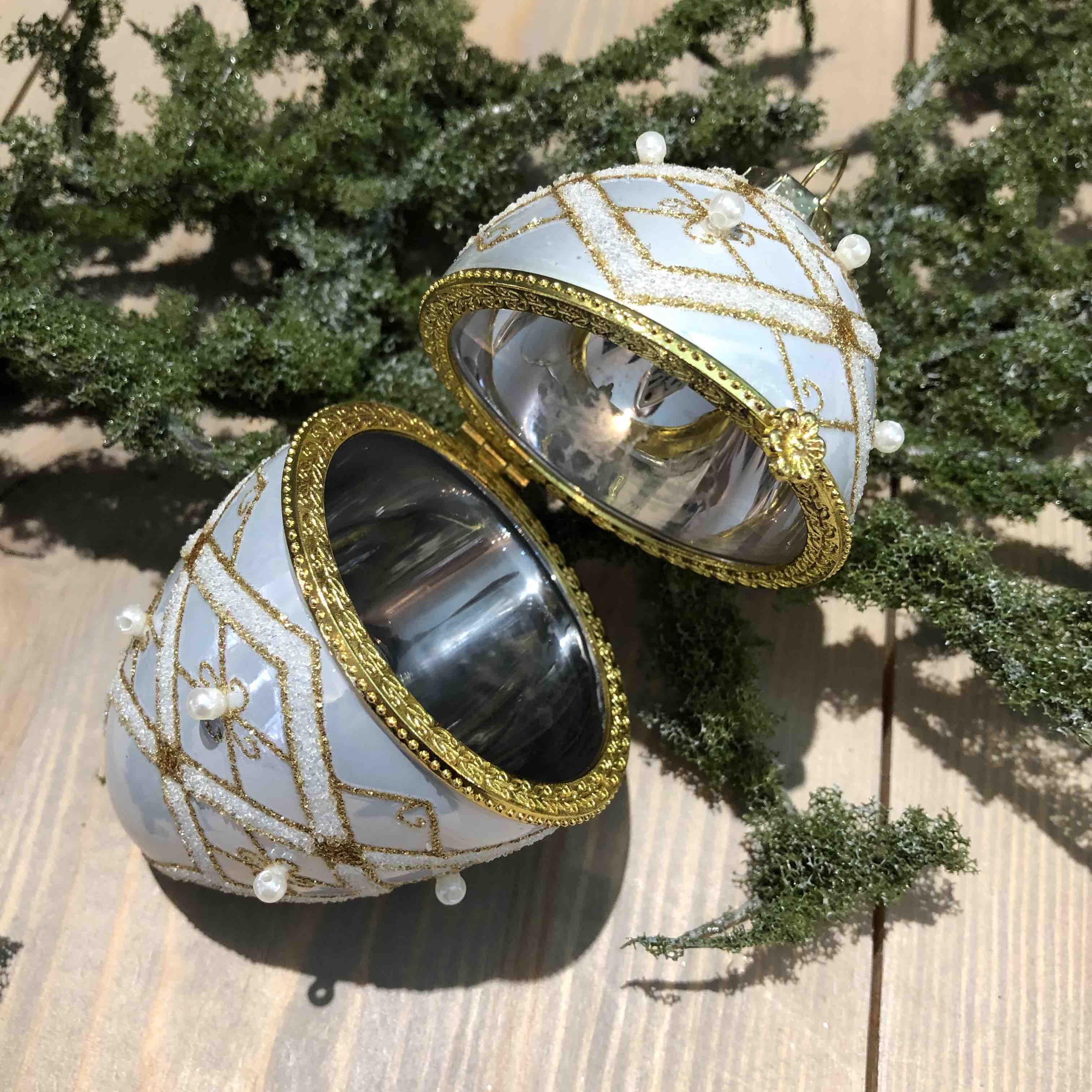 Faberge Egg Decoration